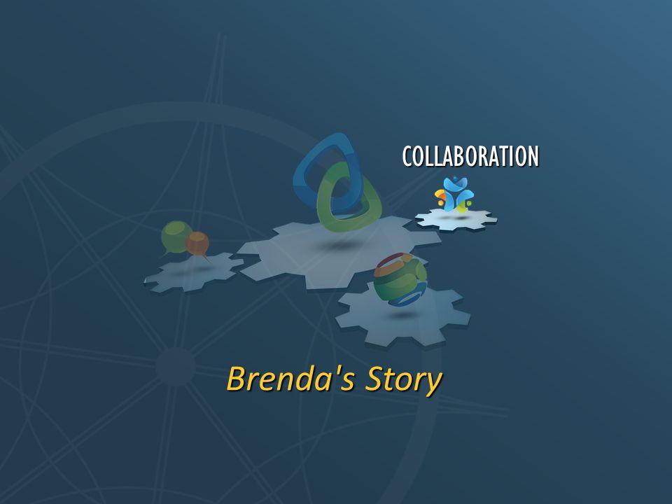 Brenda s Story COLLABORATION