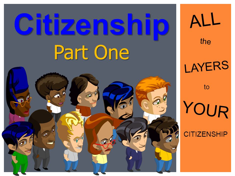 SCHOOL HOME NATION You are also a citizen of your country.