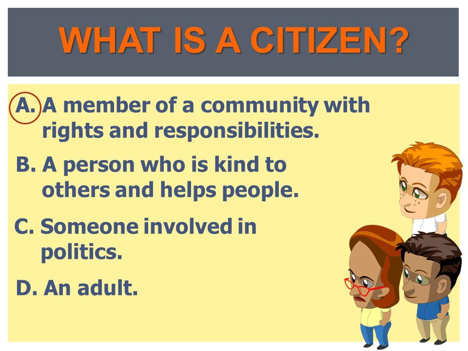  Community  Citizenship  Constitution  City Charter  Responsibilities  Voluntarily  Duties VOCABULARY