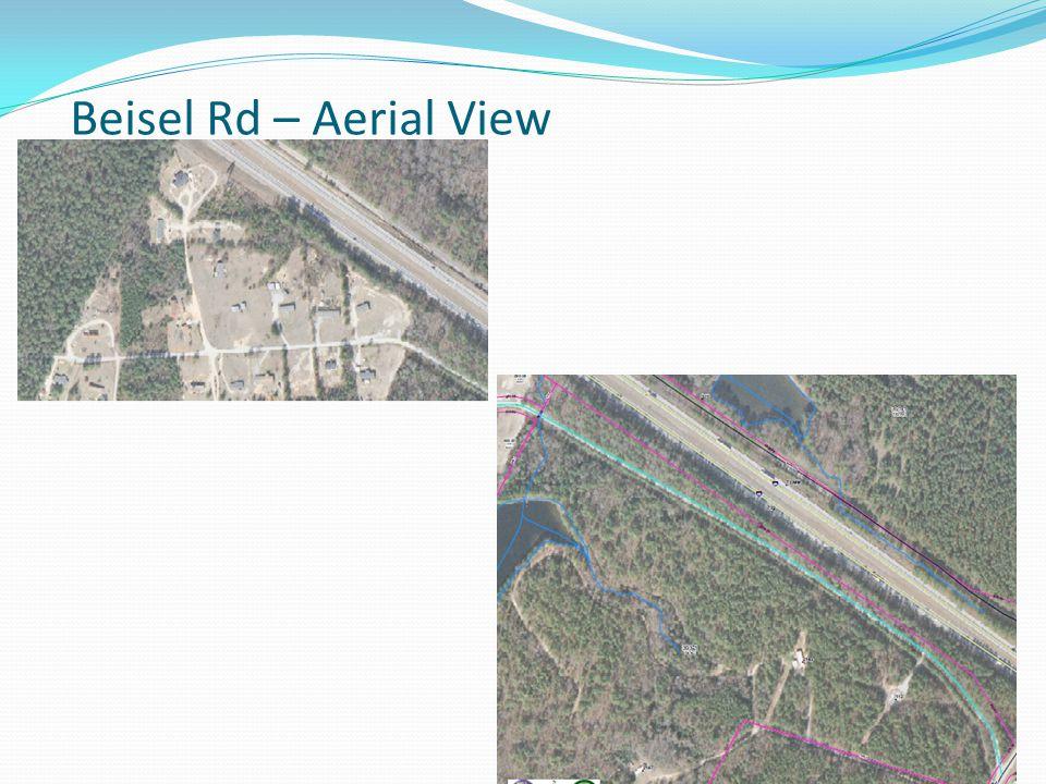 Beisel Rd – Aerial View