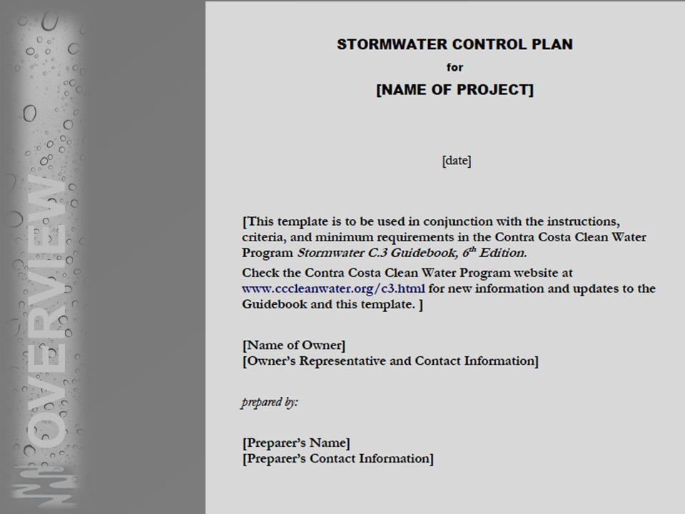Drainage Management Areas DRAINAGE Page 45 Step 1: Delineate the DMAs Step 2: Classify the DMAs