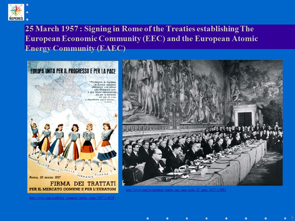 On 1st January 1973, Denmark, the United Kingdom and Ireland become member of the European Community.