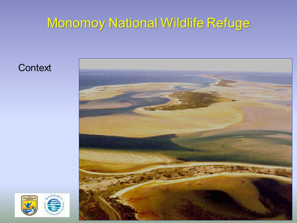 Monomoy National Wildlife Refuge Context