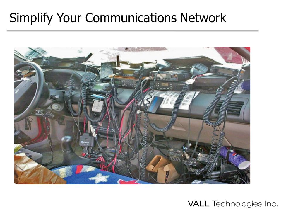 Simplify Your Communications Network