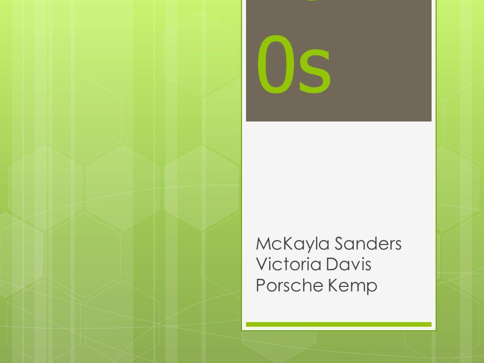 192 0s McKayla Sanders Victoria Davis Porsche Kemp