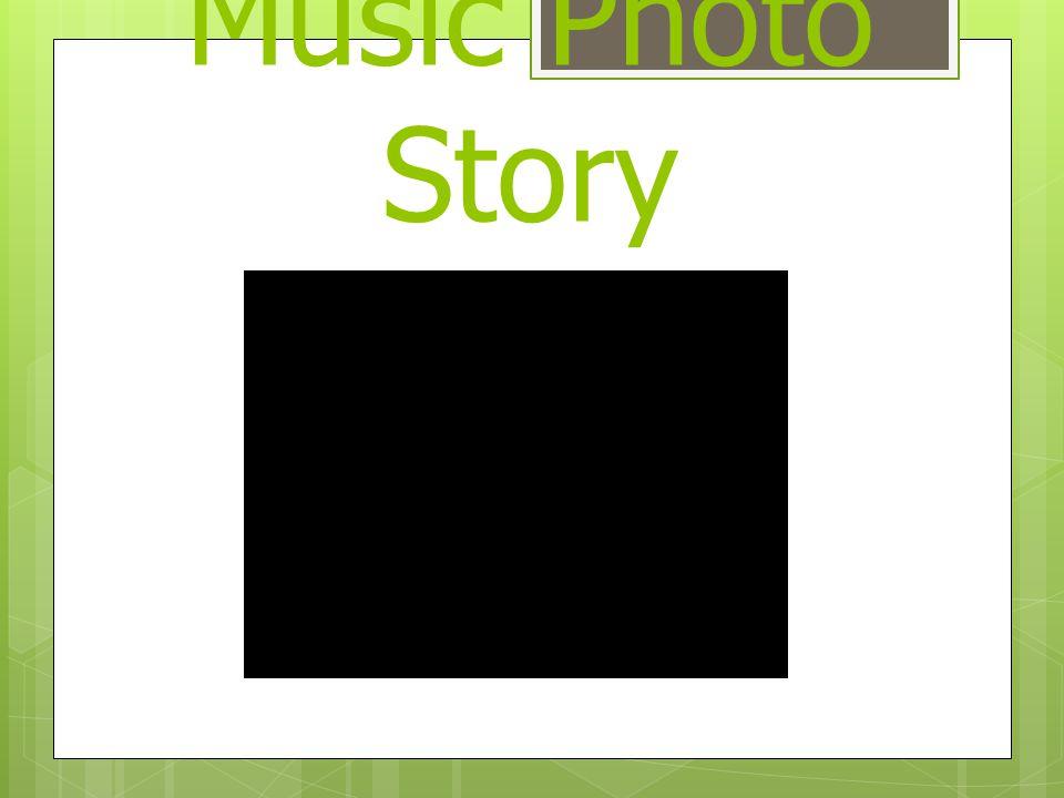 Music Photo Story