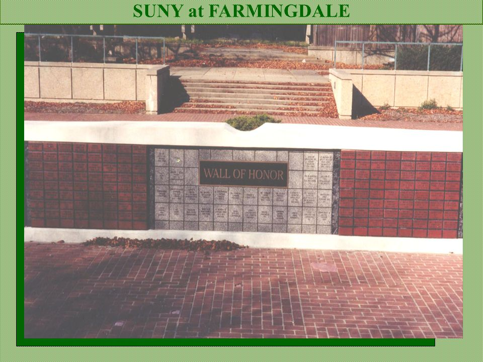 SUNY at FARMINGDALE