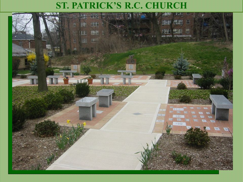ST. PATRICK'S R.C. CHURCH
