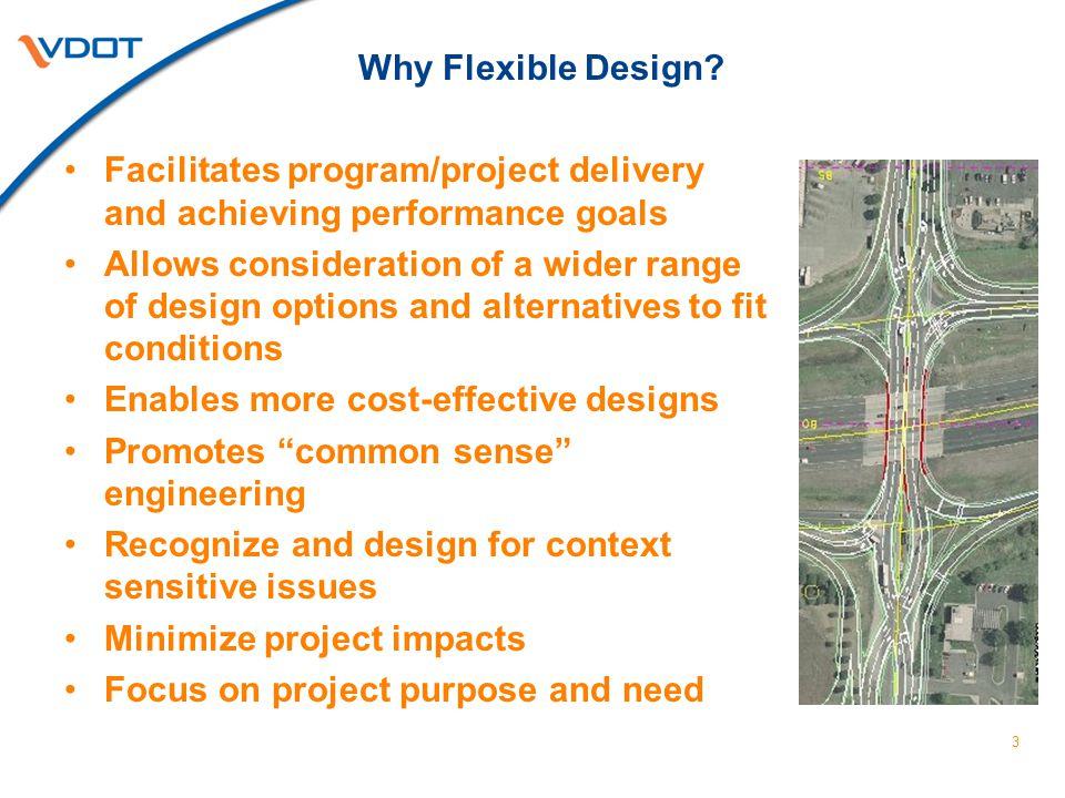 Why Flexible Design.