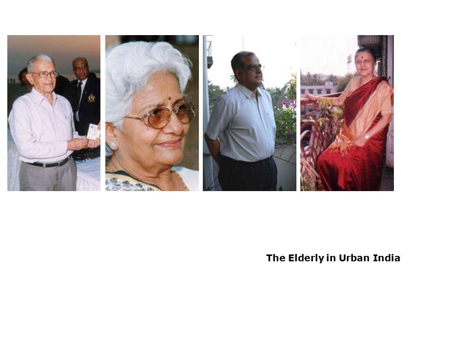 The Elderly in Urban India