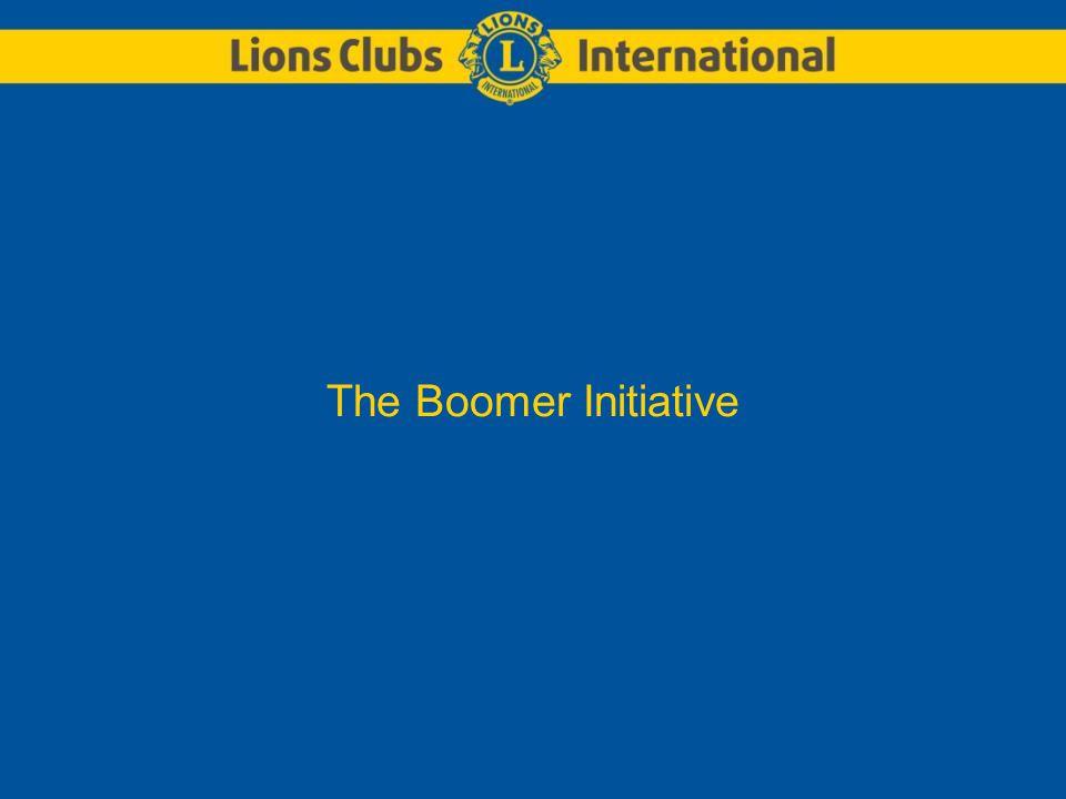 The Boomer Initiative