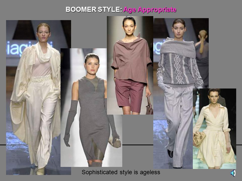 BOOMER COLOR: The Graying of Style Going gray…more flattering than dying dark