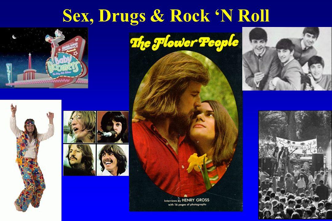 Sex, Drugs & Rock 'N Roll