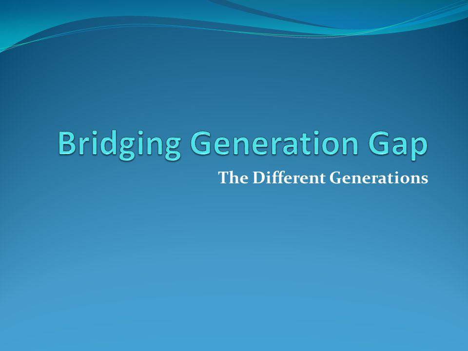 Generations GenerationsVETERANBOOMER GEN XER GEN YER Dates Between 1 1922-19431920-1945 Between 1943-1960 1946-1964 Between 1960-1980 1965-1980 Between 1980-2000