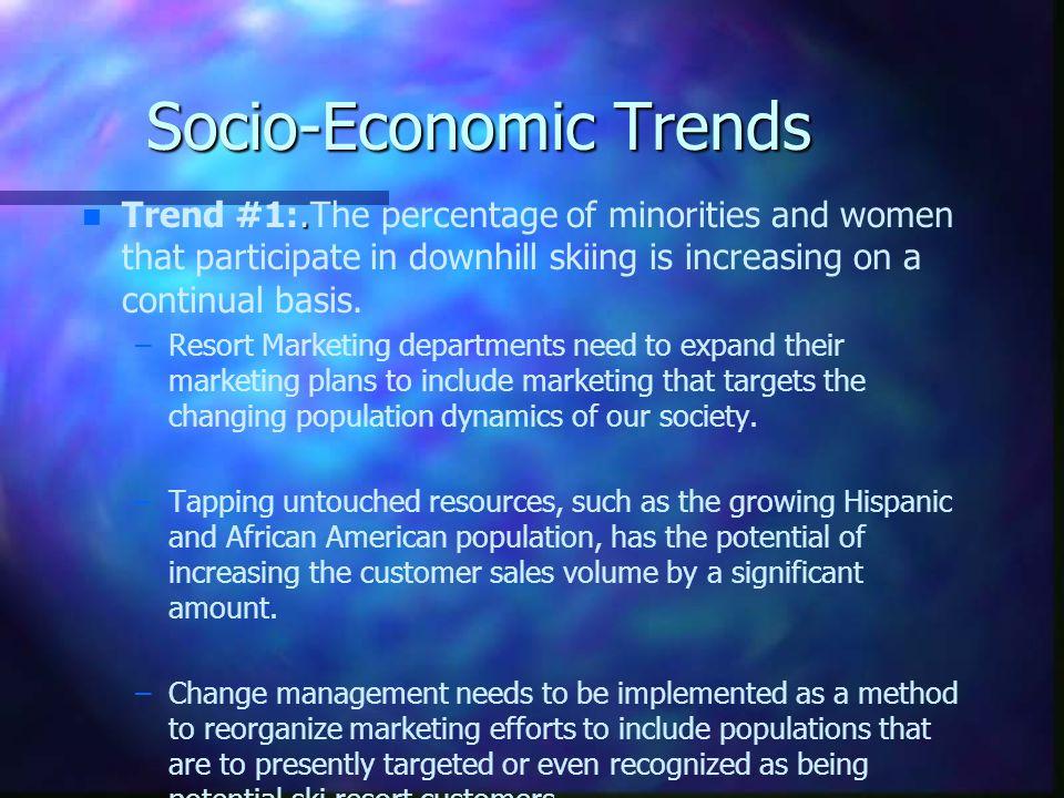 Socio-Economic Trends n.