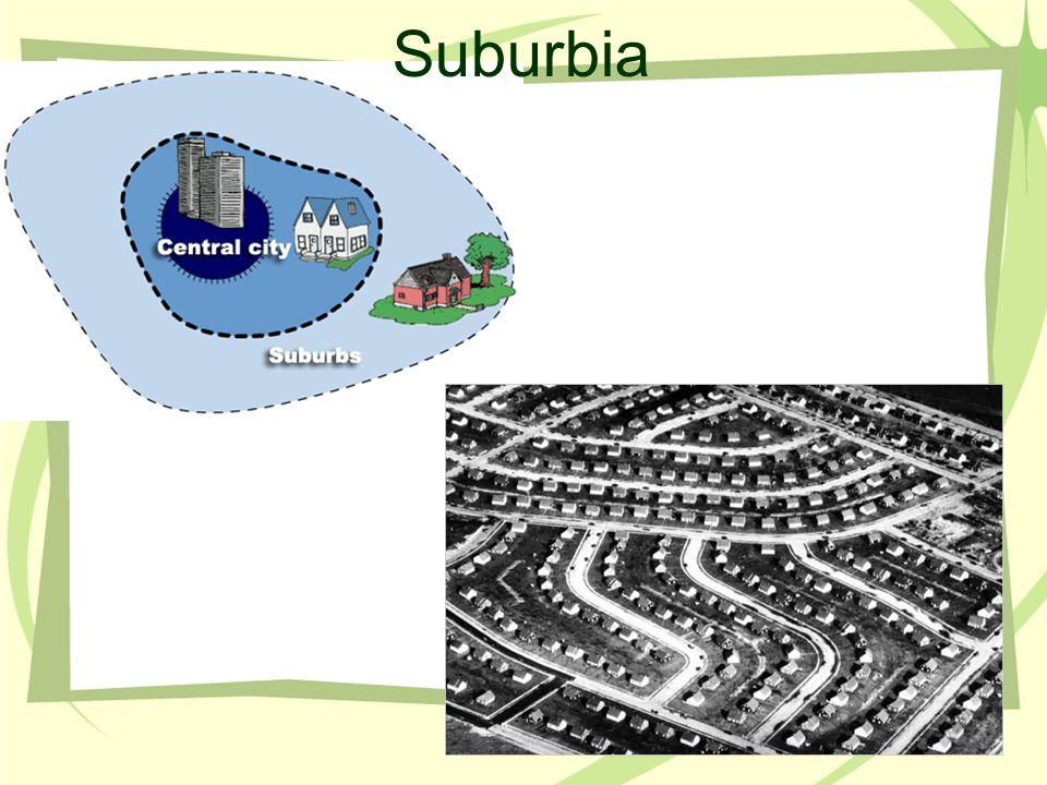 7 Suburbia