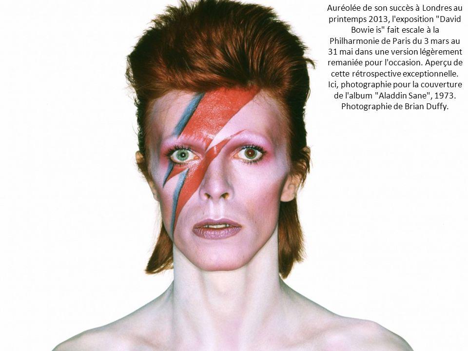 Auréolée de son succès à Londres au printemps 2013, l exposition David Bowie is fait escale à la Philharmonie de Paris du 3 mars au 31 mai dans une version légèrement remaniée pour l occasion.