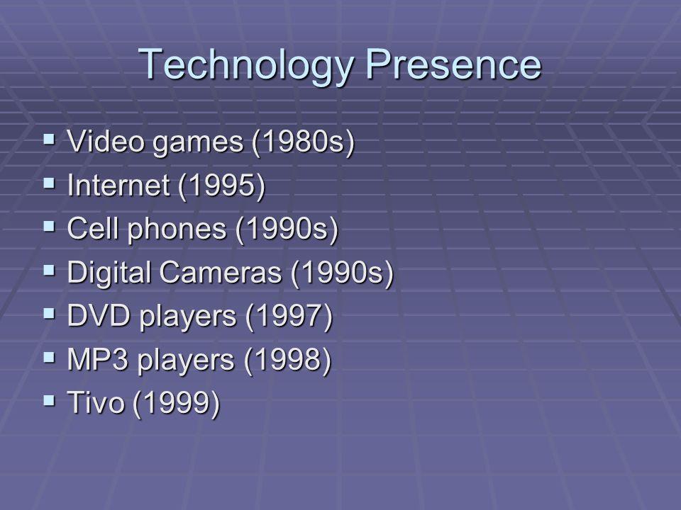 Gen Y Media Preferences  Internet  Instant messaging  Blogs  Film sites like Albinoblacksheep  School resources