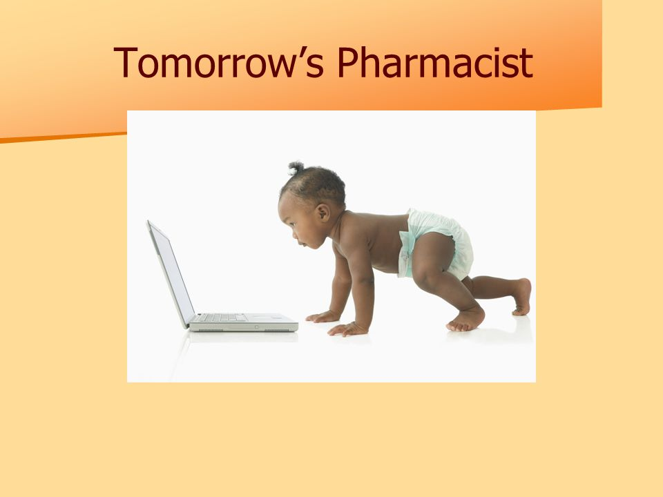 Tomorrow's Pharmacist