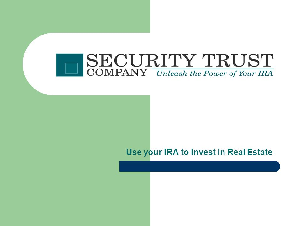 Benefit: Increase buying power Leverage your retirement account – Increase buying power of your IRA through non-recourse loans – $75,000 of IRA cash can buy $175,000 property