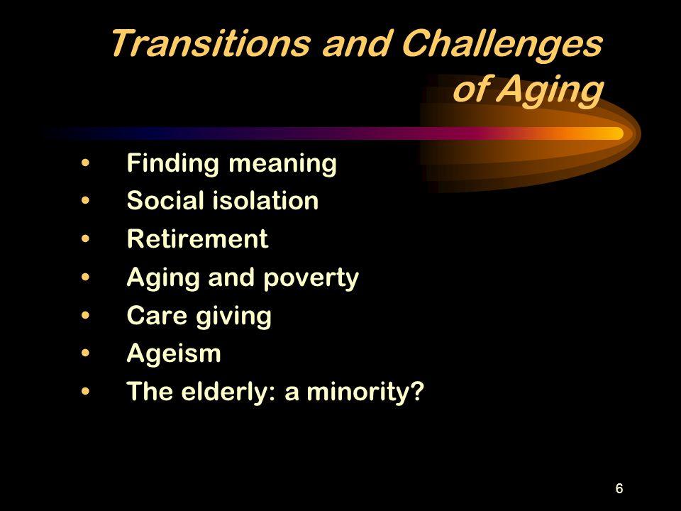 7 Table 15-1 Living Arrangements of the Elderly, 2007