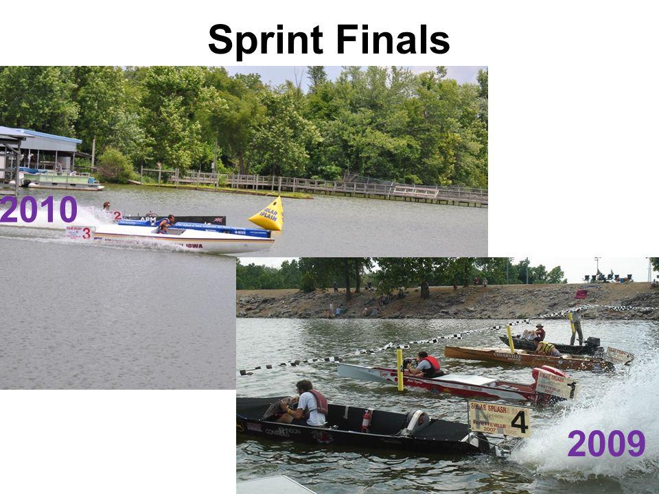 Sprint Finals 2010 2009