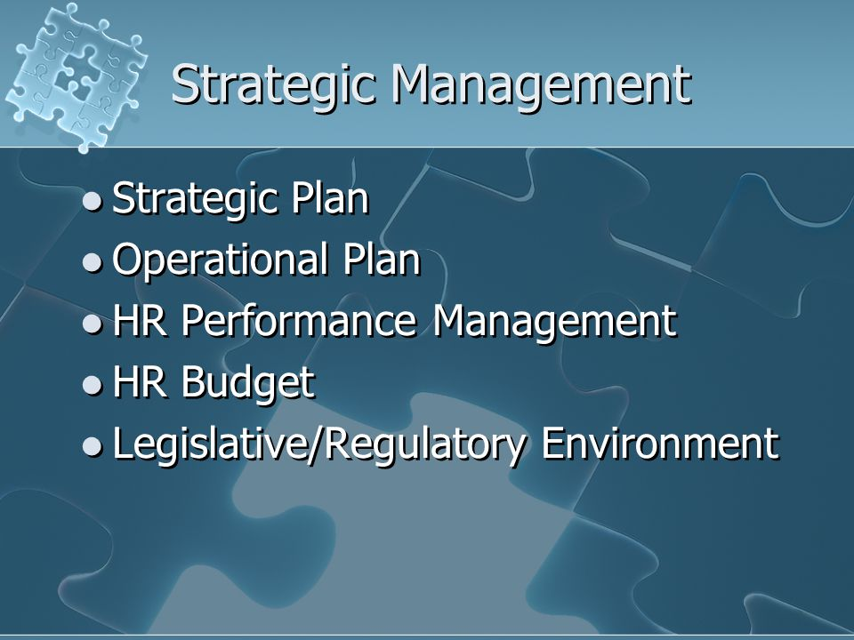 Key Administrative Advisors Agency Head Chief Information Officer Chief HR Officer Chief Financial Officer People resources Monetary resourcesTechnology resources