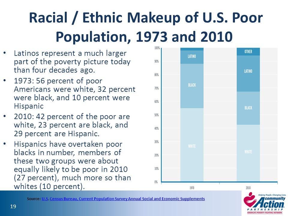 19 Racial / Ethnic Makeup of U.S.