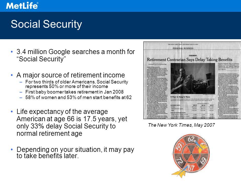 4 Social Security TV spot