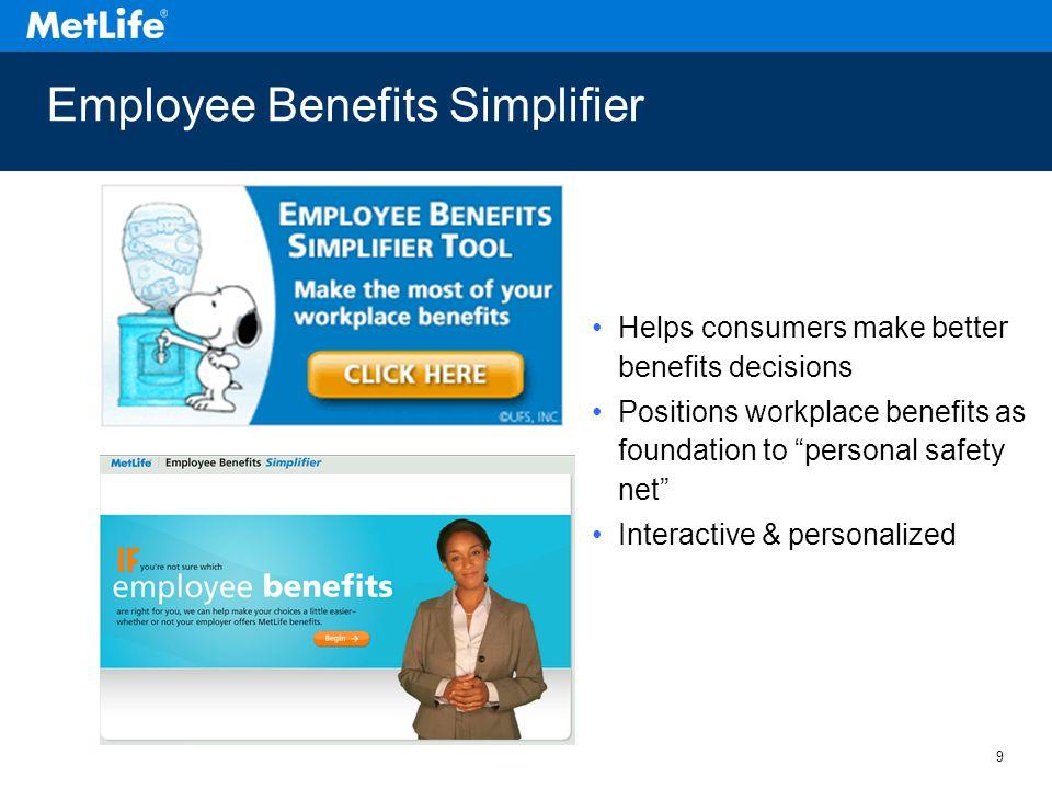 10 Employee Benefits Simplifier Tool Demo