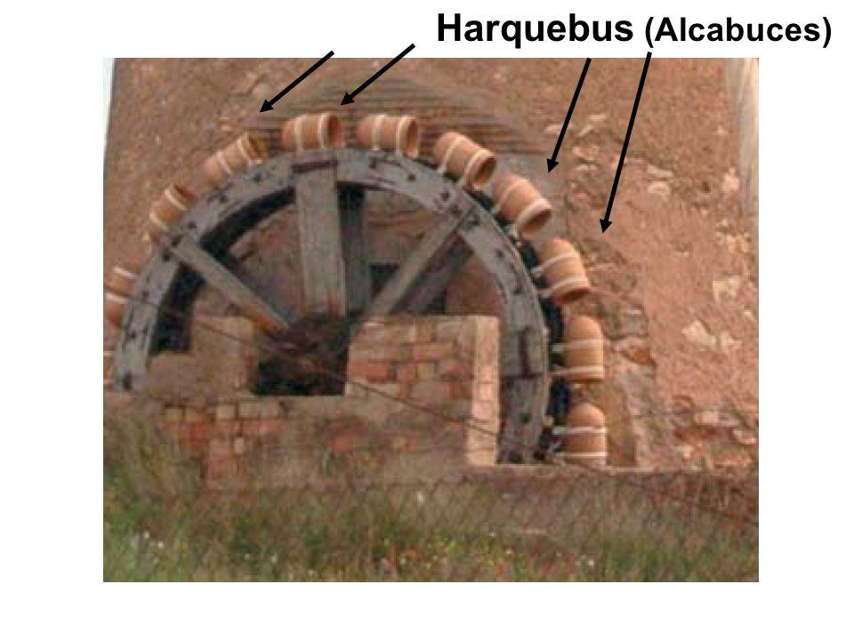 Harquebus (Alcabuces)