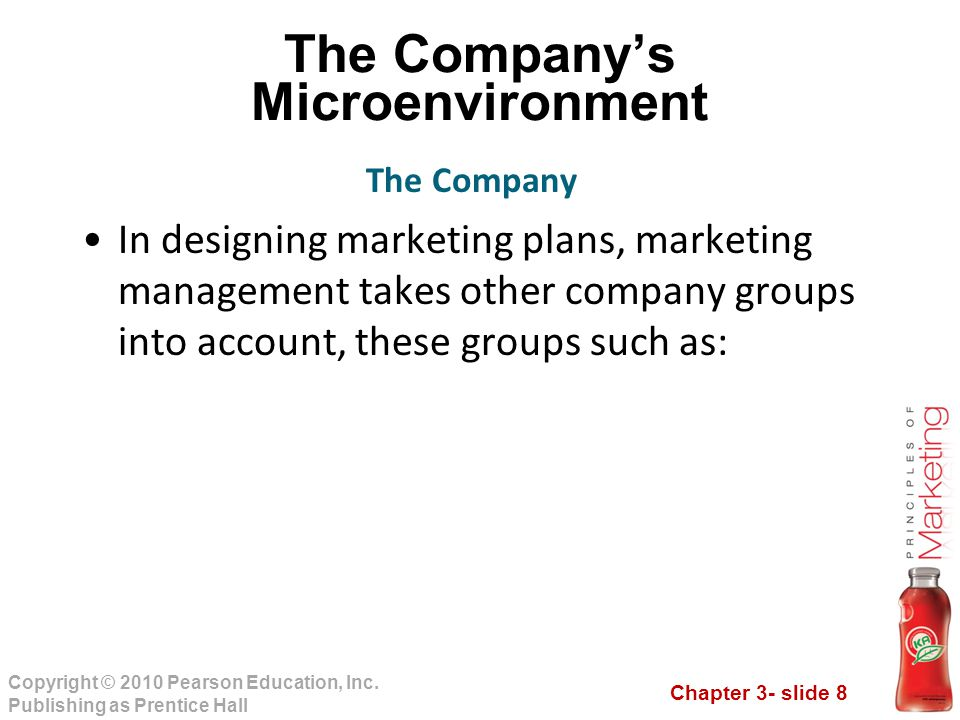Chapter 3- slide 29 Copyright © 2010 Pearson Education, Inc.