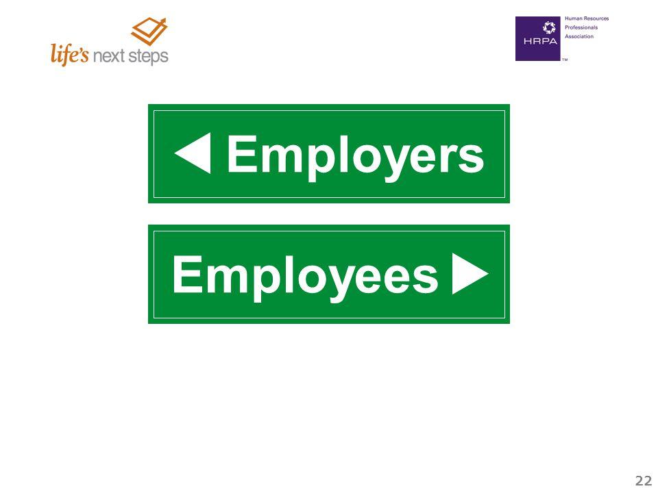 22 Employers Employees