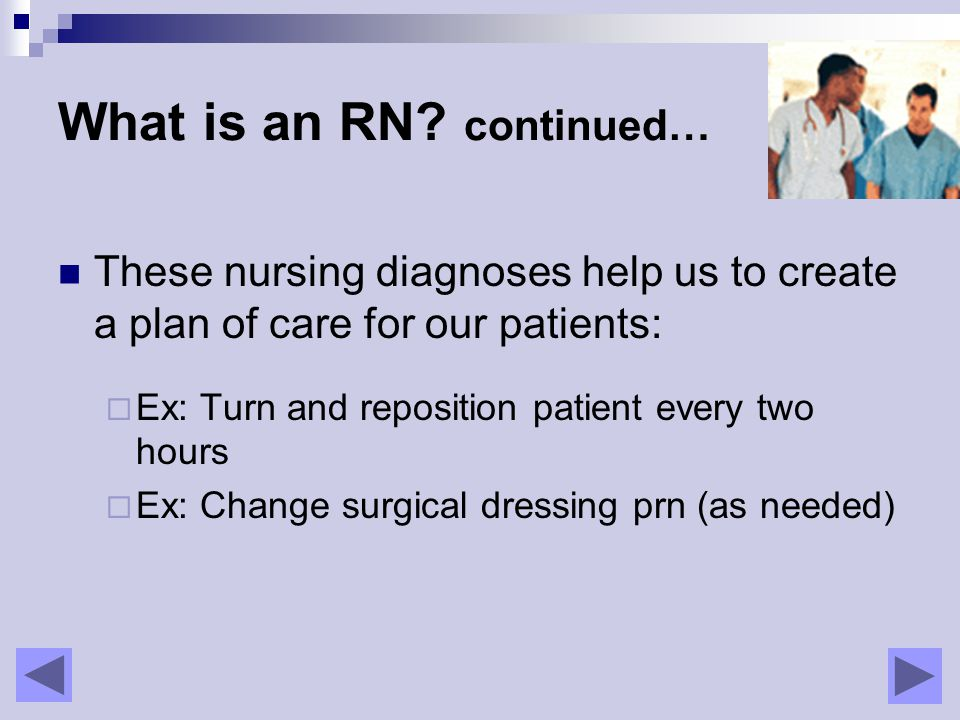 What is an RN.