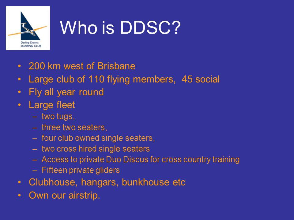 Who is DDSC.