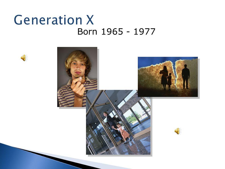 Born 1965 - 1977