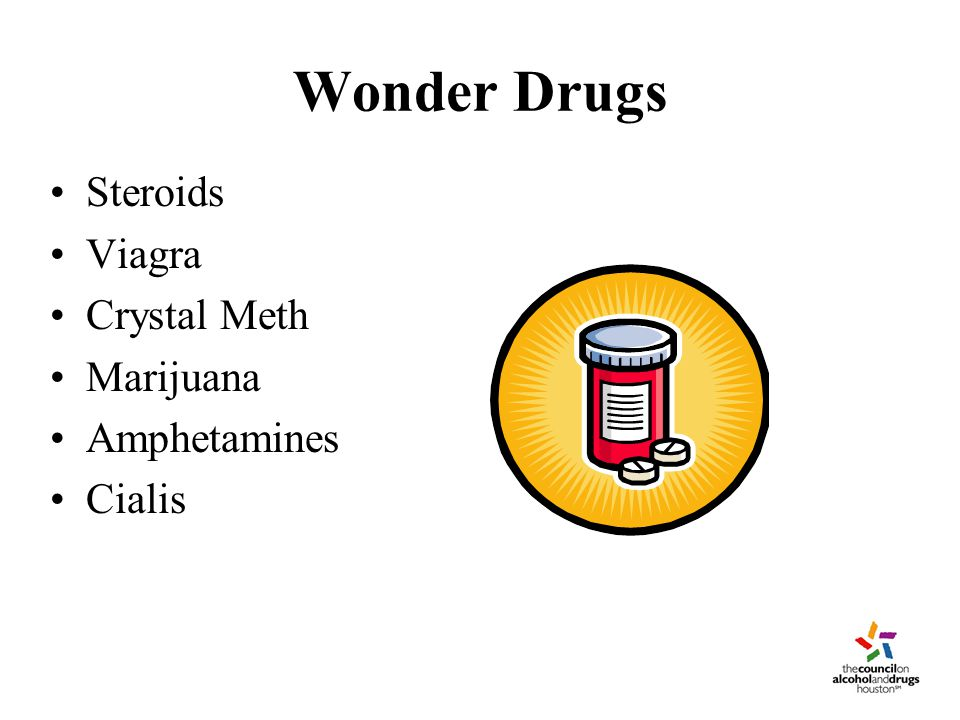 Wonder Drugs Steroids Viagra Crystal Meth Marijuana Amphetamines Cialis
