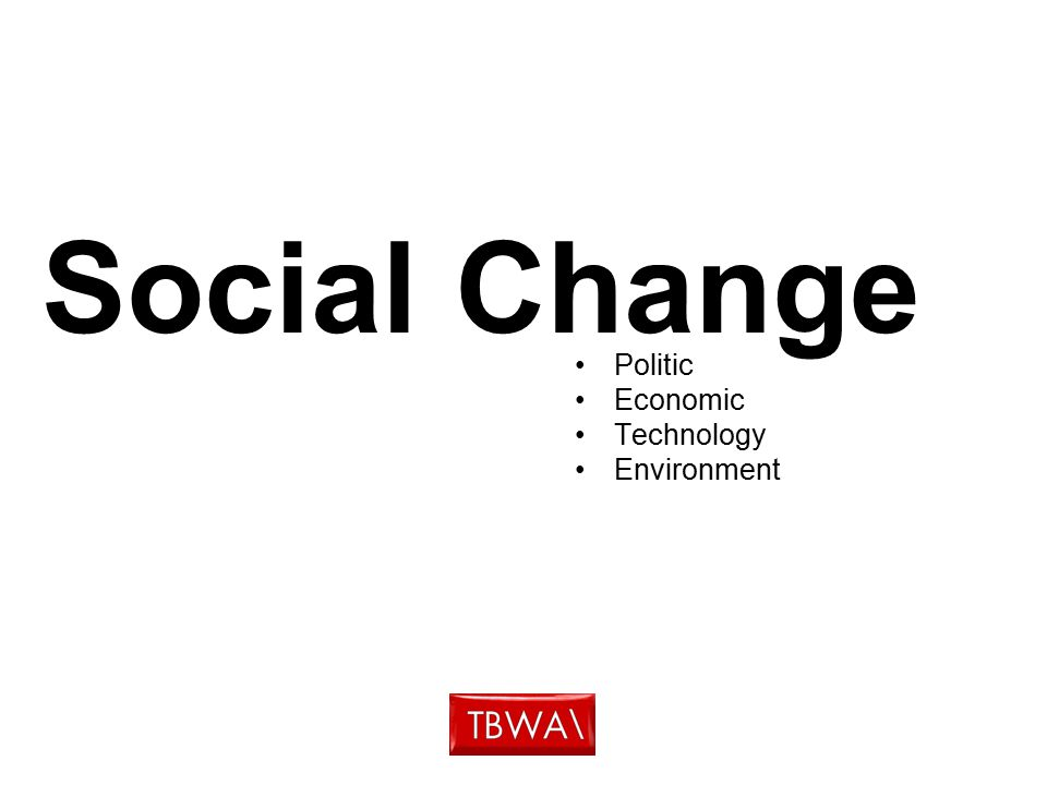 Social Change Politic Economic Technology Environment