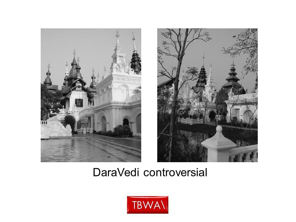 DaraVedi controversial