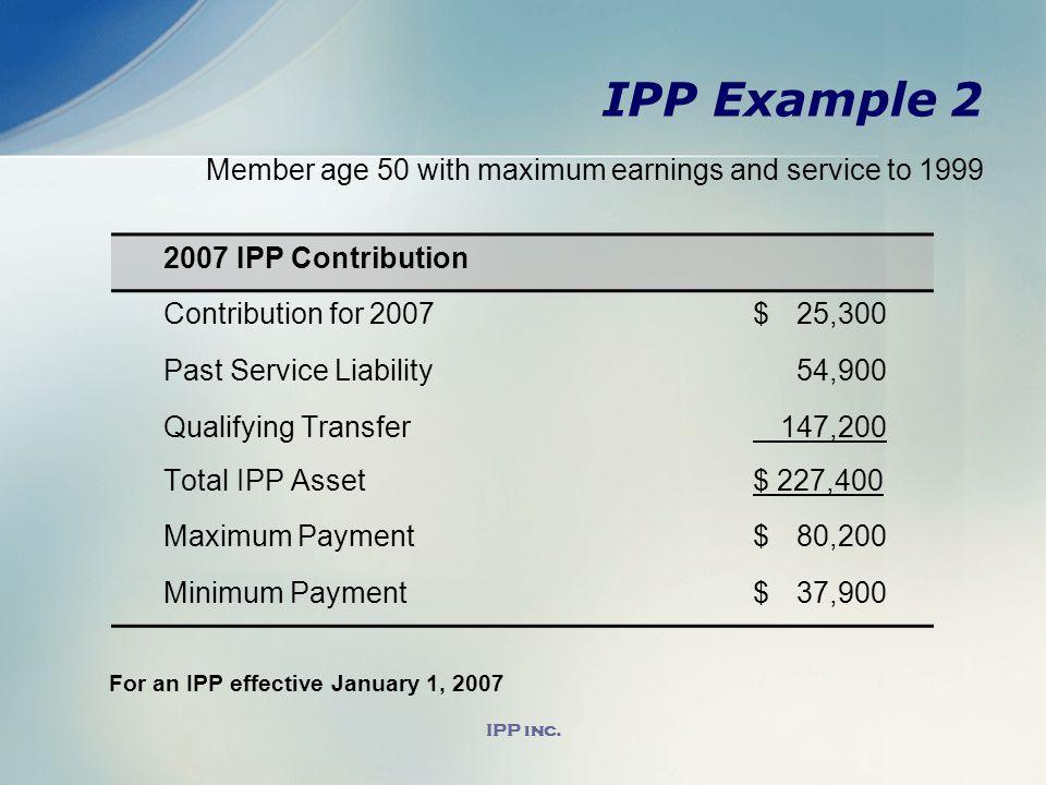 IPP inc.