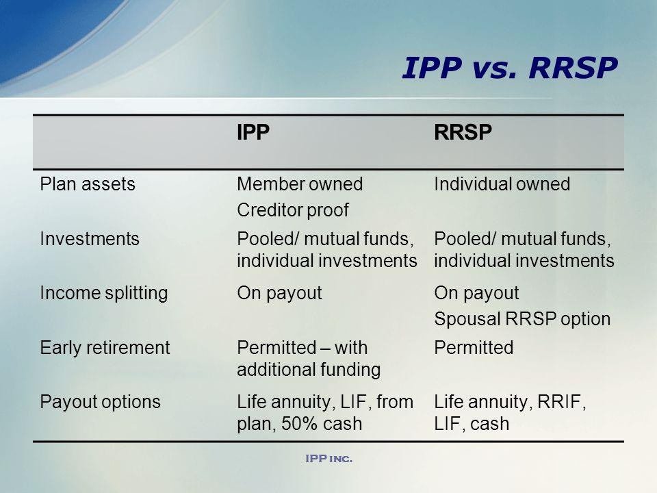 IPP inc. IPP vs.