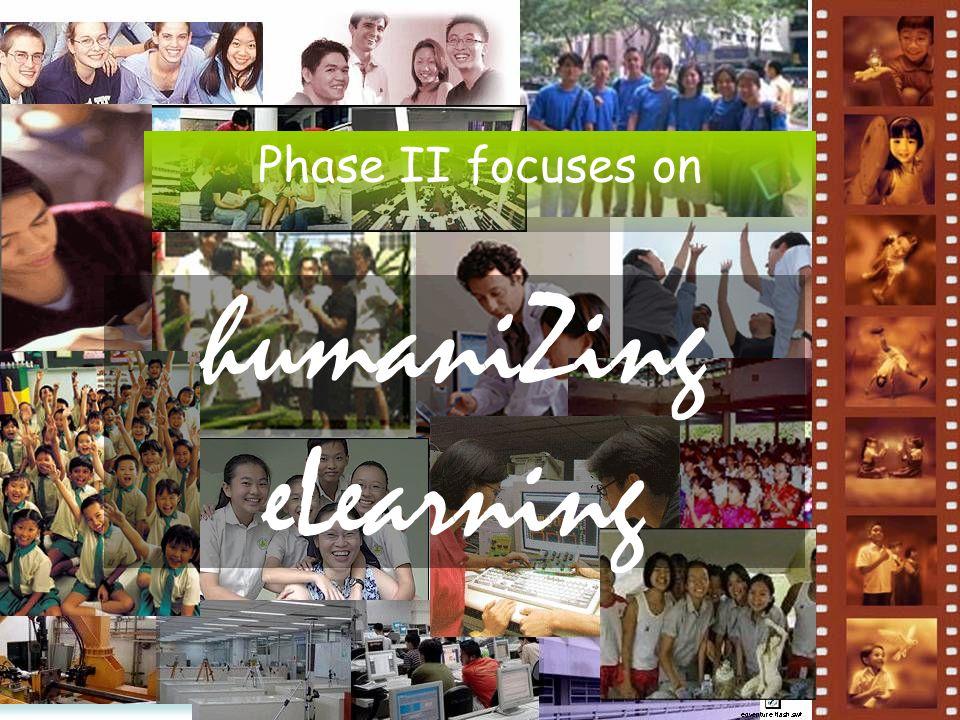 humaniZing eLearning Phase II focuses on