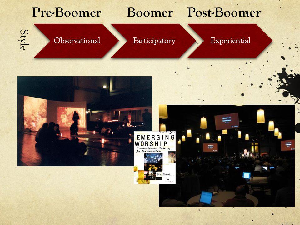 Pre-Boomer BoomerPost-Boomer HeirarchichalEntrepreneurialDemocratic Structure Assortive NetworksDisassortive Networks