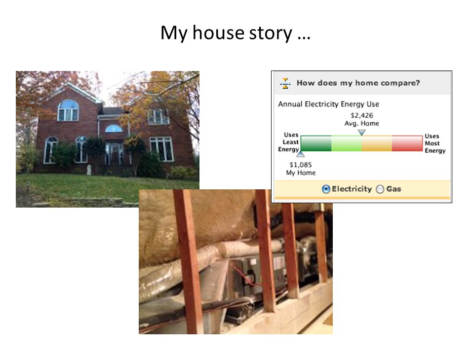 My house story …