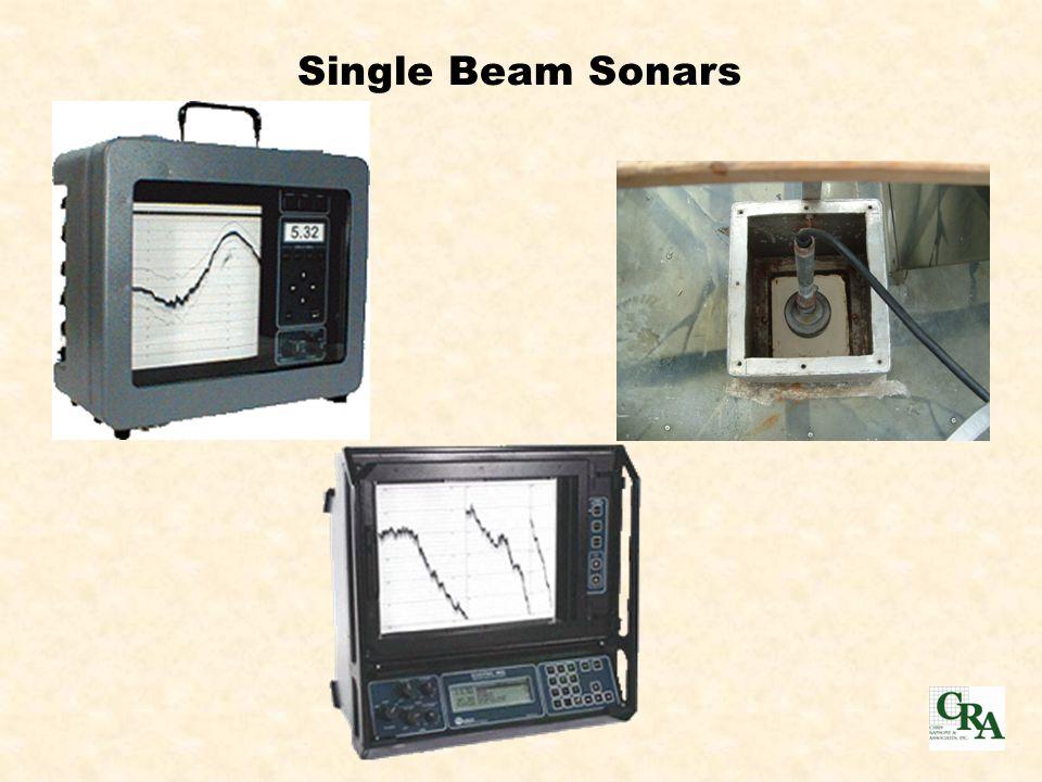Single Beam Sonars