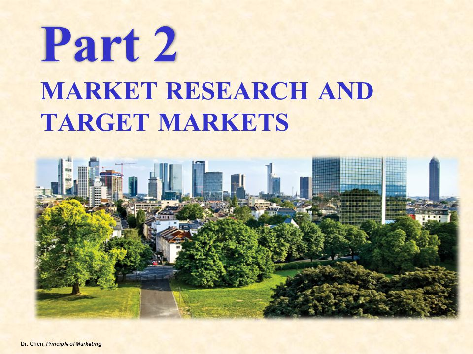 Dr.Chen, Principle of Marketing 12 Internet Exercise – ESOMAR (p.