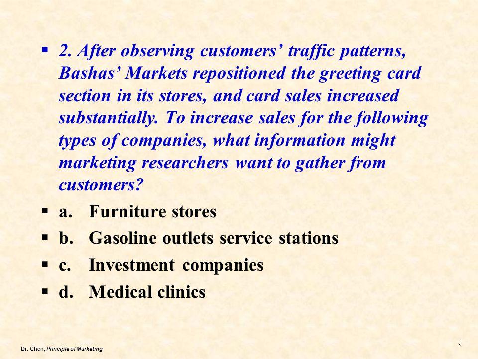 Dr.Chen, Principle of Marketing 16 Video Case 4.1 (p.