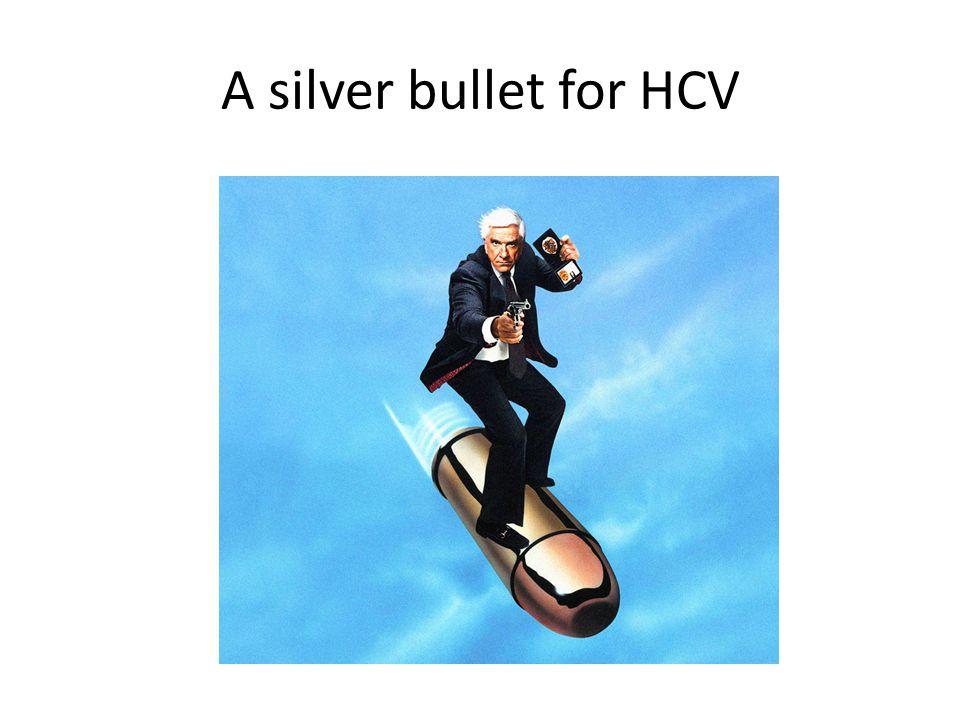 A silver bullet for HCV
