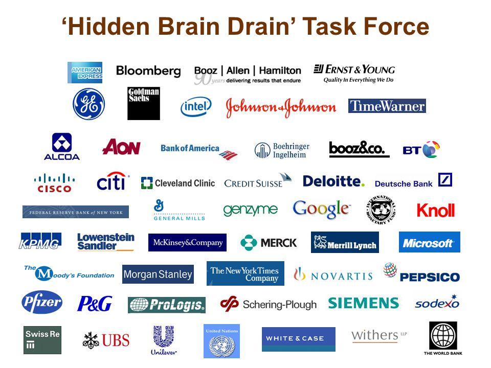 'Hidden Brain Drain' Task Force
