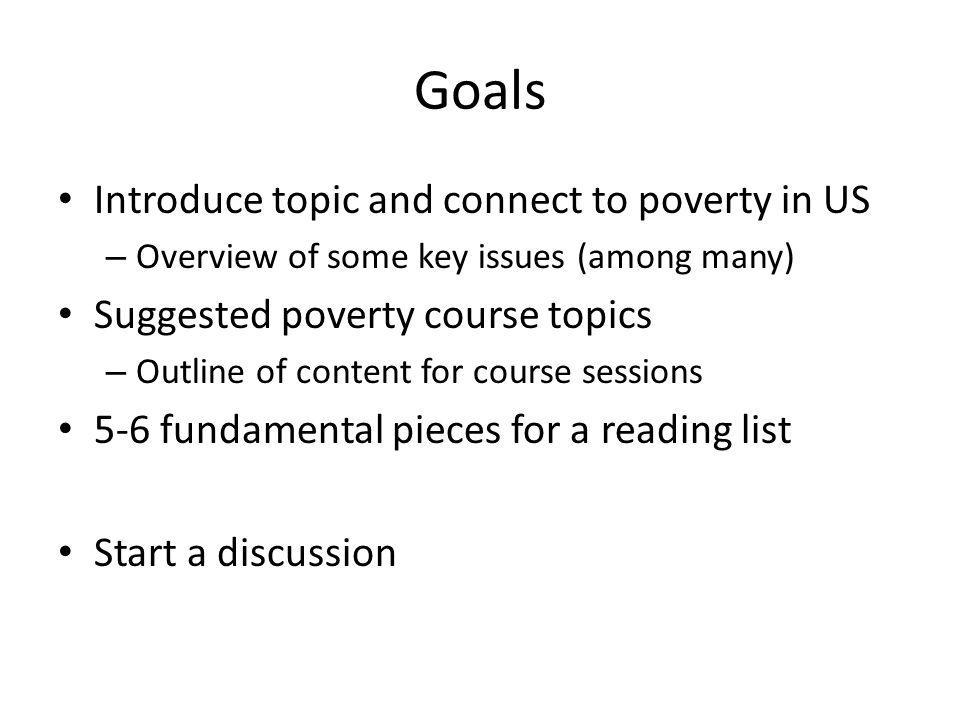 Key Readings 1.Blank, R.M., & Barr, M. S. (2009).